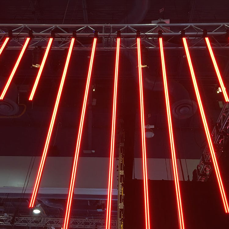 LED Media Tube