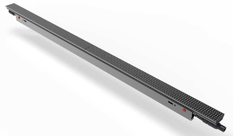 Nova controlling LED Media Tube
